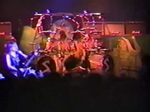 Savatage - The Flint, Michigan 1990 (Full Concert)