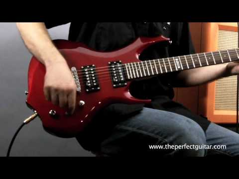 ESP LTD Standard Series F-50 Guitar Demo - The Perfect Guitar