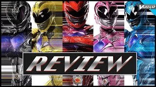 Power Rangers Movie REVIEW!