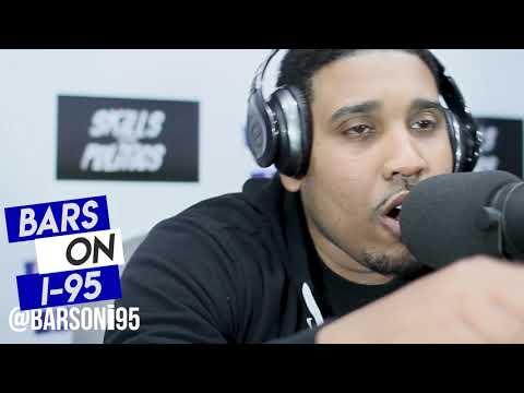 Tsu Surf freestyles on Bars On I-95