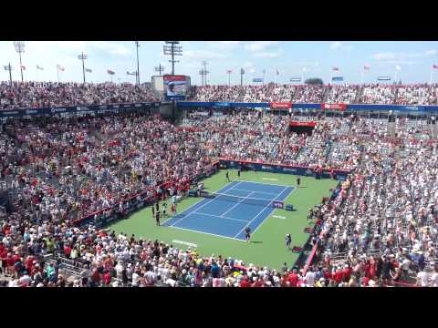 Venus Williams vs Serena Williams Rogers Cup 2014