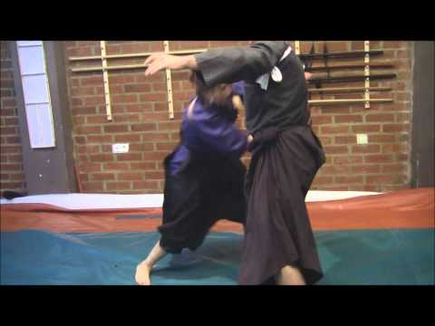 Ogawa Ryu Jujutsu - August training moments in Valencia - Spain Image 1