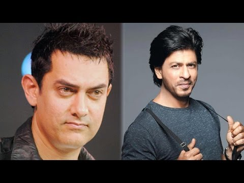 Aamir Khan regrets gaining weight, Shahrukh Khan injured on the sets of his upcoming Movie 'Fan'