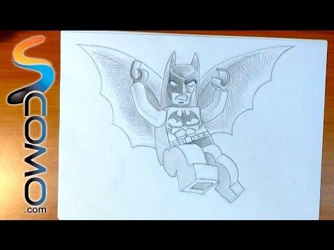Dibujar al Batman Lego