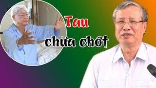 Người thực vật Nguyễn Phú Trọng muốn tống giam toàn bộ những ai đòi bàn giao ghế TBT