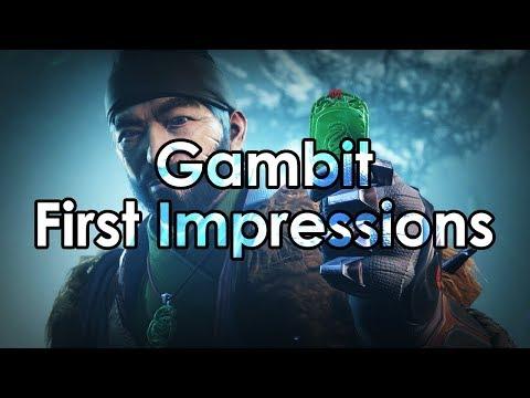 Destiny 2 Forsaken: Gambit First Impressions (& Bow Gameplay) thumbnail