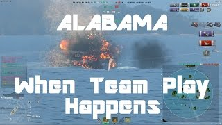 Alabama - When Random Team Play Happens