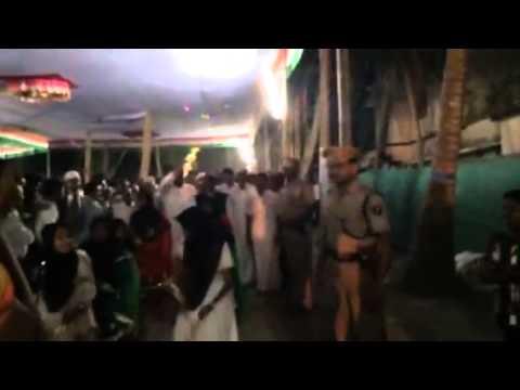 Lakshadweep Parishad Congress Welcomes K Rahman Khan Union