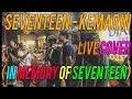 DIARY AYUSHI #2 || Seventeen - Kemarin (Live cover at Tanjung Lesung)