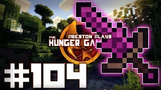 OVERPOWERD SWORD! - Minecraft: Hunger Games w/Preston, Woofless, NoochM & Lachlan #104