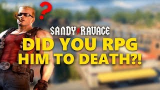 Did You RPG Him To Death?! [Blackout Squads]