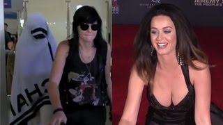 Katy Perry Awkward And Funny Moments Compilation