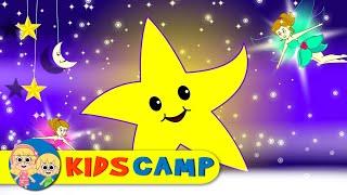 Lullabies for Babies - Twinkle Twinkle Little Star - Bedtime Music for Children