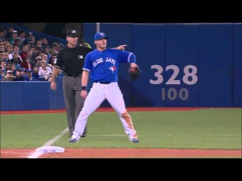 Josh Donaldson 2016 Pump-up - Come Together