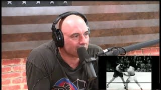 Joe Rogan Watches Joe Louis vs. Rocky Marciano