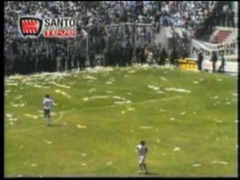 San Martin de Tucuman 2 - aTletico 0