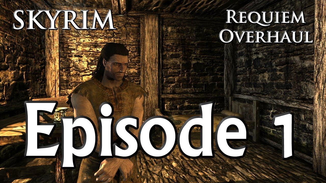 Old skyrim requiem episode 1 youtube