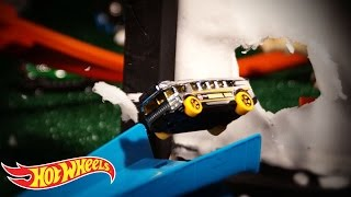 The Slow Mo Guys Make it Epic With Hot Wheels    | Hot Wheels