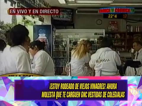PLAYERAS COLEGIALAS ESTACION DE SERVICIO - 28-10-14