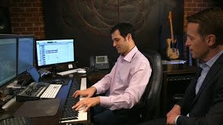 TV and film composer Ramin Djawadi on making music