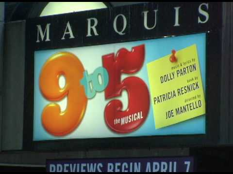 April 7th, 2009. Audience and cast share the Broadway premiere together at the Marriott Marquis Theatre. Didn't get a chance to tell us how much you loved the show? Post your video response...