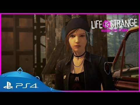 Life is Strange: Before the Storm | Episode 3 Trailer | PS4