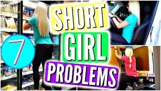 7 Struggles ALL Short Girls Understand!