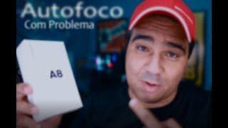 Galaxy A8 2018 - Autofoco Com Problema