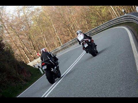 Wie gefährlich ist Motorrad fahren wirklich? Panik mache, Werbung oder Wahrheit?