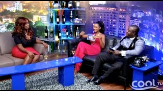 PEACE HYDE ON THE LATE NIGHT SHOW ON COOL TV!
