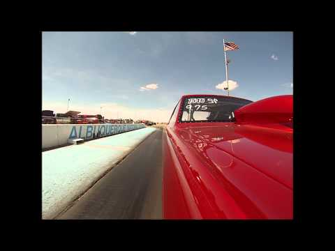 Another 9 second pass @ abq dragway