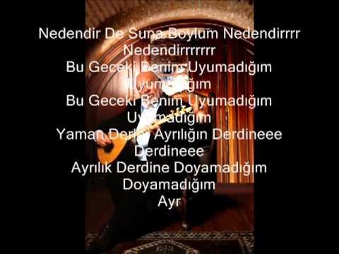 Musa Eroglu - Nedendir Suna Boylum (Arguvan Uzun Hava)