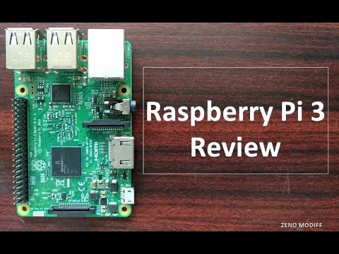 World's Smallest & Cheapest Computer The Raspberry Pi 3 Review