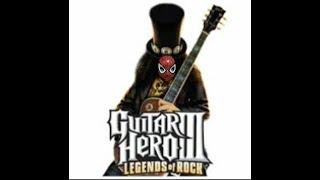 Guitar Hero lll Legends of frustation :v