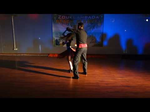 00029 ZLBF2016 Artistic Performance by Laura student and Rodrigo Delano ~ video by Zouk Soul