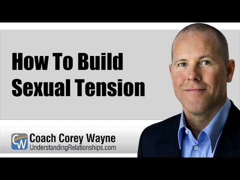 How To Build Sexual Tension