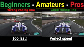 Racing games - Tips and Advices (Part 1)