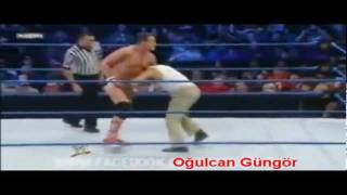 Ted Dibiase vs Hunico Highlights (10 february 2012)