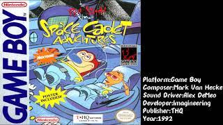 The Ren & Stimpy Show   Space Cadet Adventures Game Boy Soundtrack