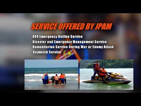 Malaysia Civil Defence Department JPAM