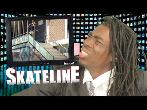 SKATELINE - Yuto Horigome, John Dilo, CJ Collins, Gou Miyagi, Lee Yankou Part, Neen Williams