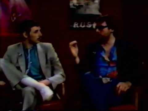 Brad Savage and the Cockroaches - Interview 1983