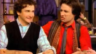 Perfect Strangers Episode 3, Season 1 - Joke about the 3 sheep herders