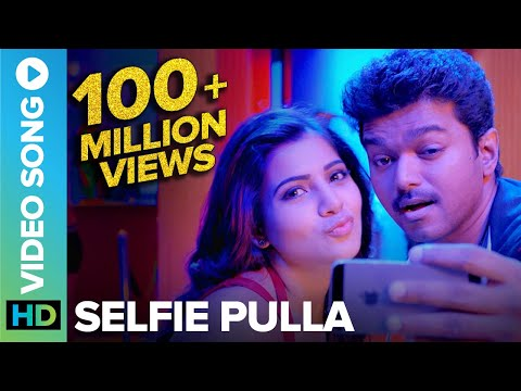 Selfie Pulla | Full Video Song  | Kaththi | Vijay, Samantha Ruth Prabhu