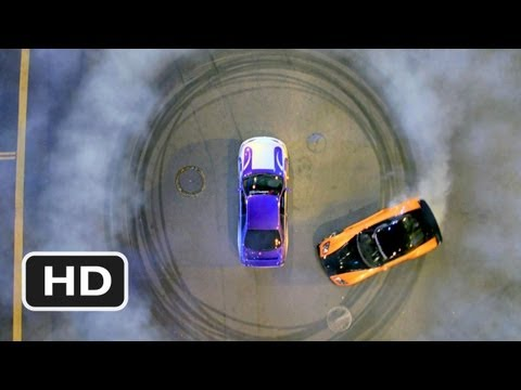 The Fast and the Furious: Tokyo Drift Official Trailer #1 - (2006) HD