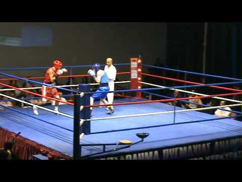 CorfuTimes-Πρωτάθλημα πυγμαχίας ανδρών 2008 Τελικός