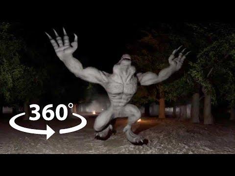 Werewolf VR Horror Experience