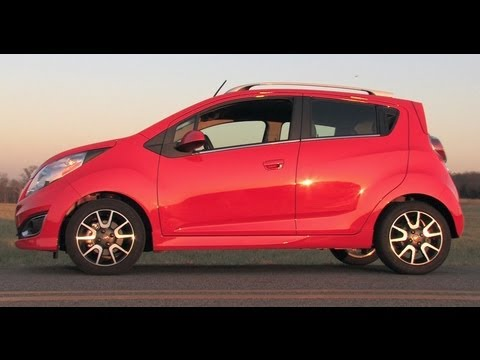 2013 Chevy Spark Review   0-60 Road Test   MPGomatic