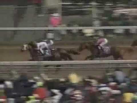 MISTER FRISKY - Kentucky Derby 1990 - YouTube