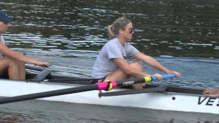 Rowing Fall 2014 Preview